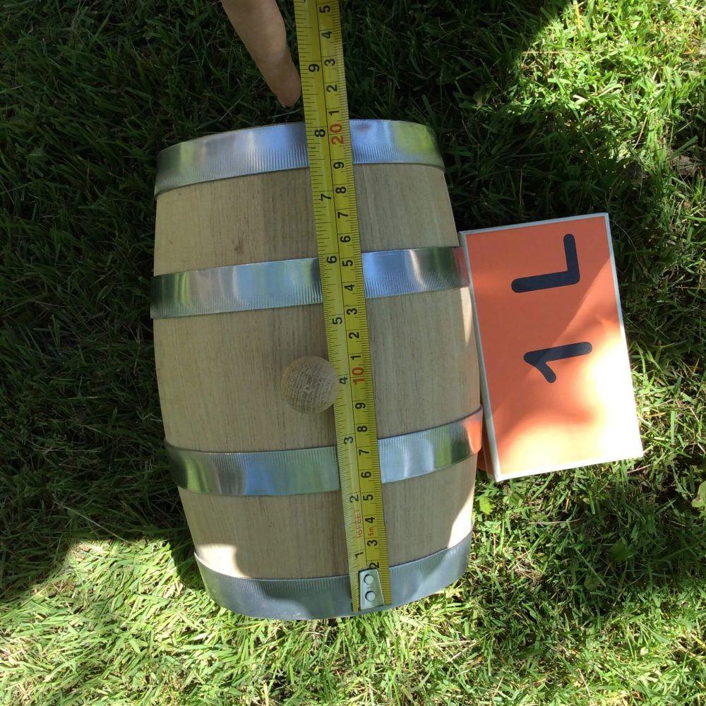Oak barrel 1.4L