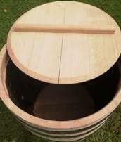 Pickle Oak barrel 100L