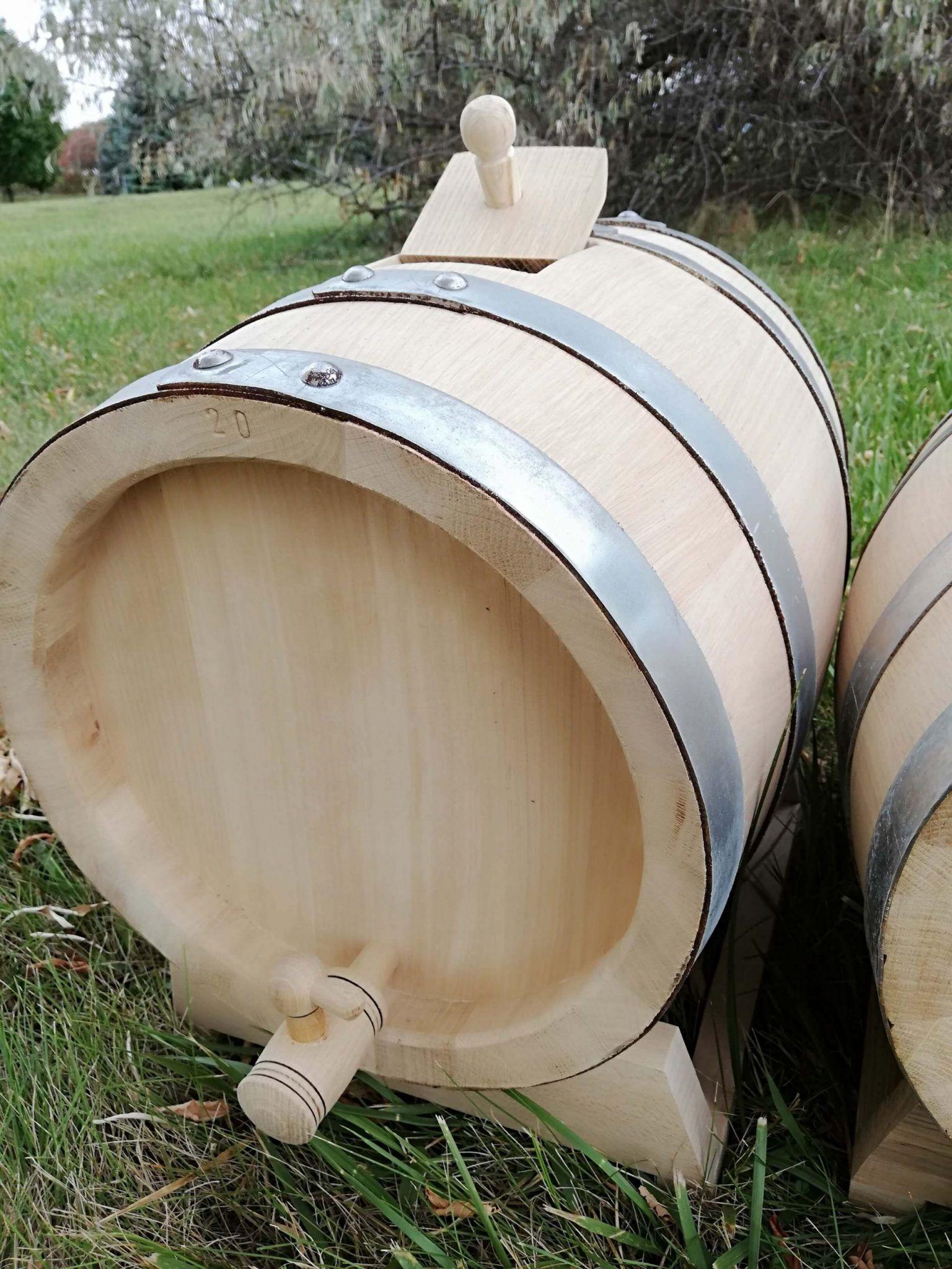 Vinegar barrel 20L