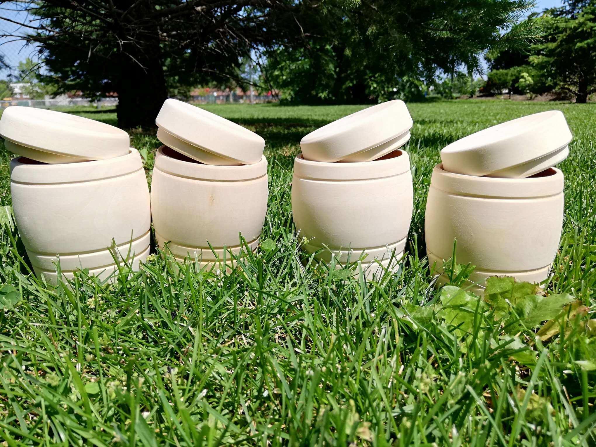 Lime barrels 4x300gr
