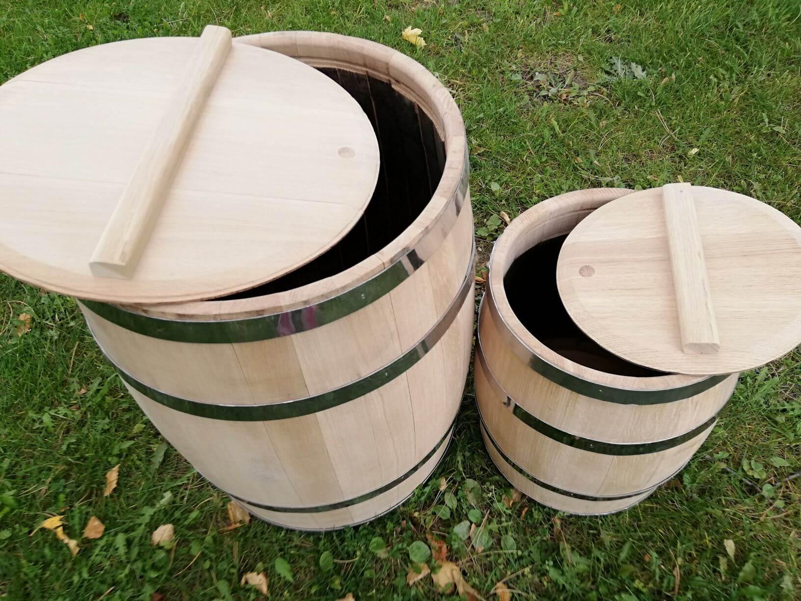 Pickle barrel 23L