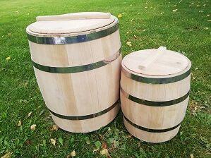 Pickle Oak barrel 30L
