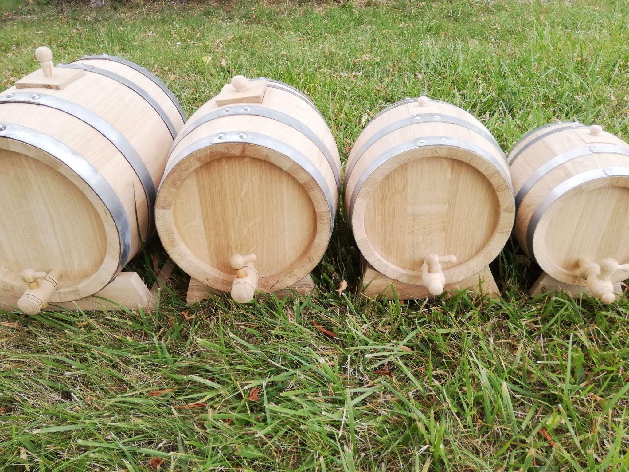 Vinegar barrel 10L