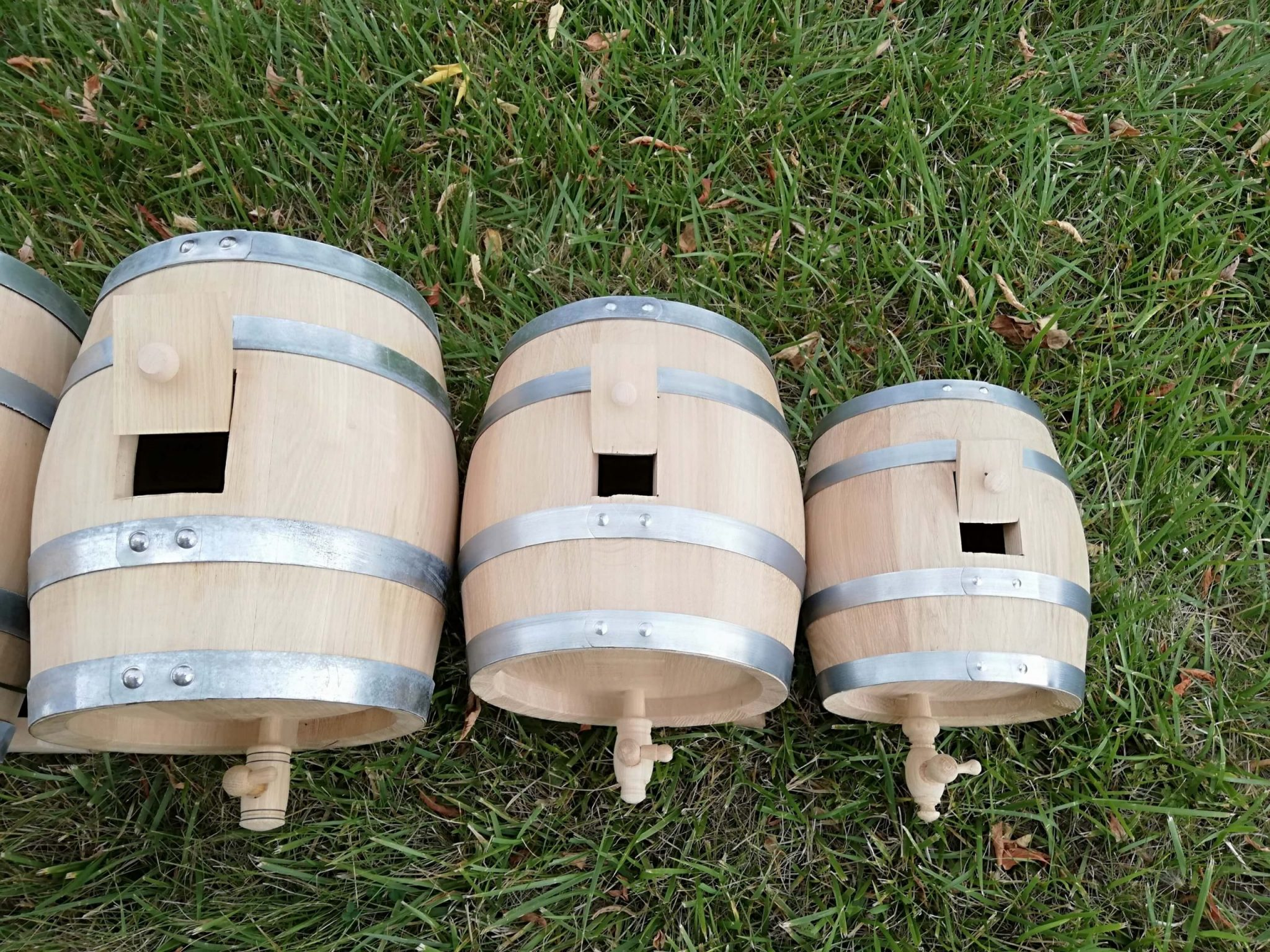 Vinegar barrel 5L