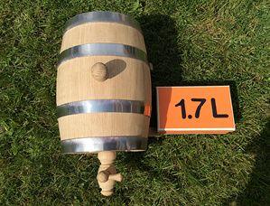 Oak barrel 0.5L